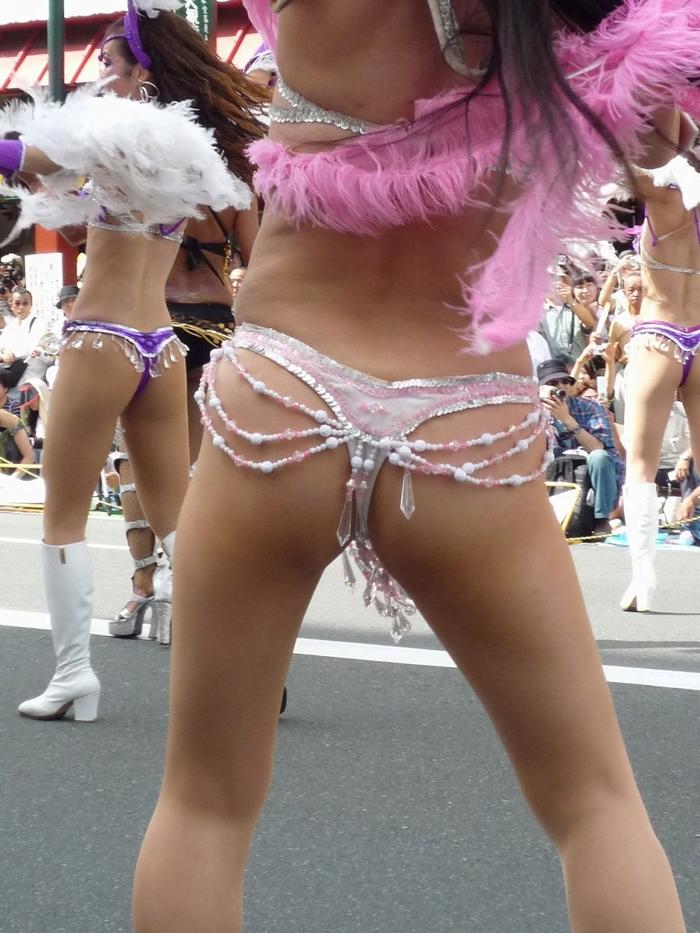 img 5fc8dac985b1c - 少し物足りないボディで頑張って踊る日本のサンバダンサーがかわいい