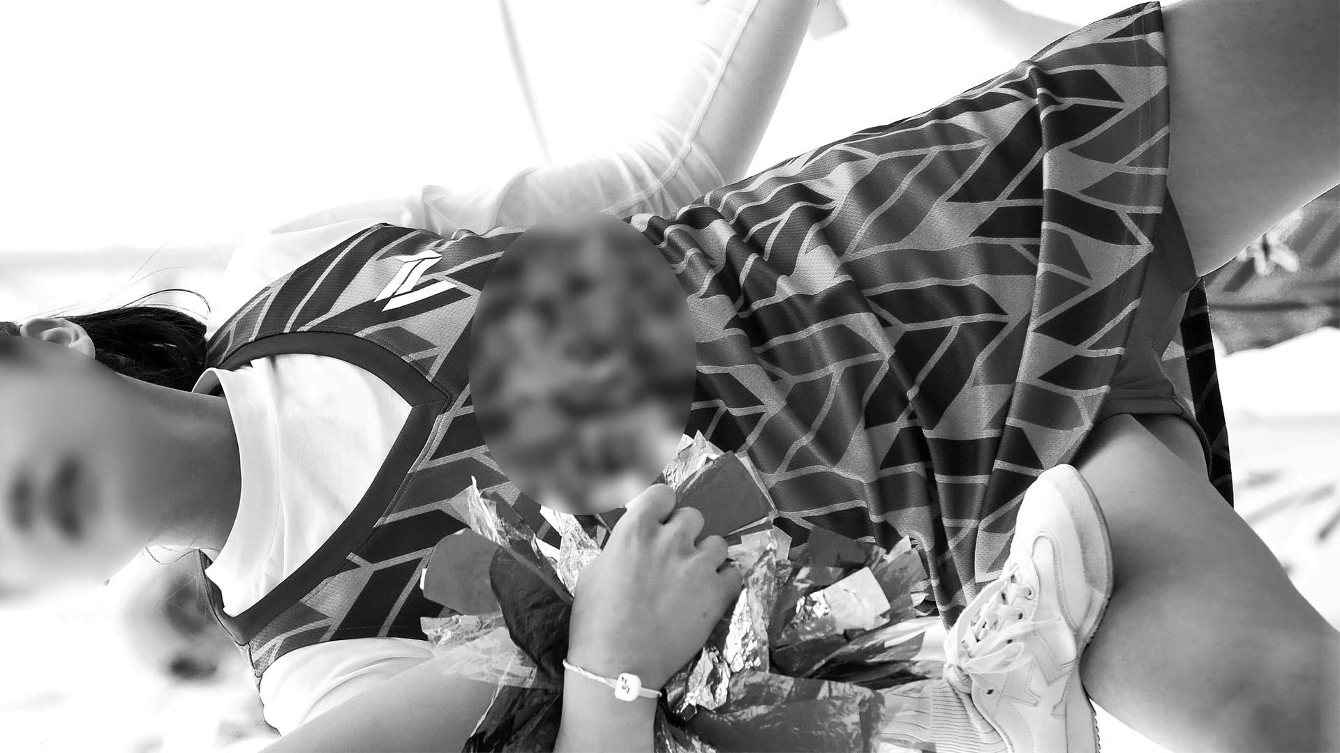 img 60ca13eebcf57 - 超絶可愛いぴちぴちのチアリーダーのあそこを撮影した動画【4K】